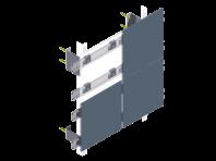 Sistem vertical de fixare VECO 2000