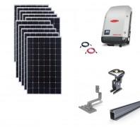 Sistem fotovoltaic on-grid Fronius 3kwp prindere tigla