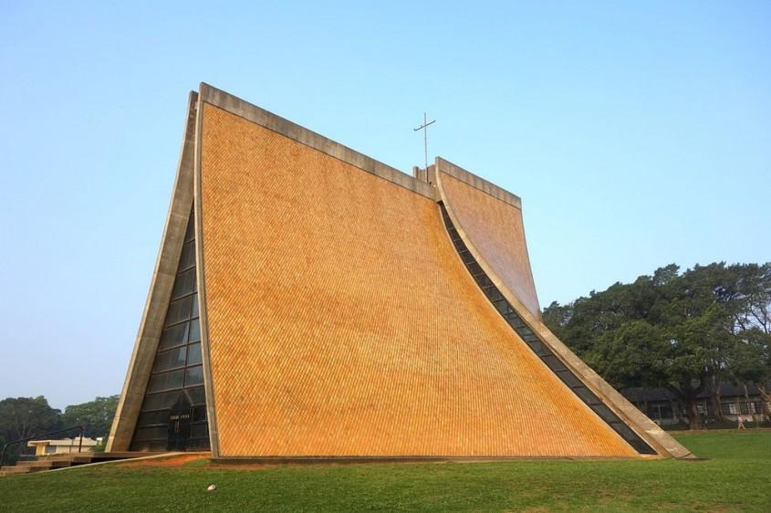 Capela Luce Memorial, Taiwan (1963)