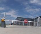 Soluții complete pentru control acces montate la Sonaca Aerospace Transilvania