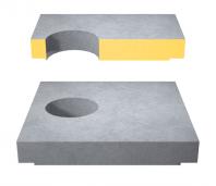 Placi bazine rectangulare - PBR