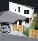 Extindere locuinta existenta Parter in Parter + Mansarda - Bucuresti, str. Ramasagului