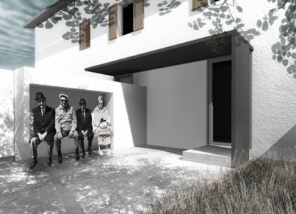 Casa de batrani - Nehoiasi Buzau 8  Buzau AsiCarhitectura