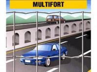 Multifort - plasa sudata zincata