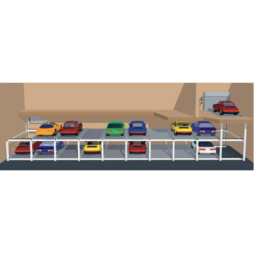 Sistem automat de parcare Level Parker 590