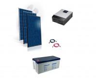 Sistem fotovoltaic Hibrid 10kw