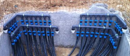 Realizarea sistemului de incalzire in pardoseala la Clinica Somesan - Baia Mare Baia Mare PRO WIN