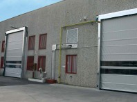 Poarta industriala cu deschidere rapida - SIATEC ENERGY
