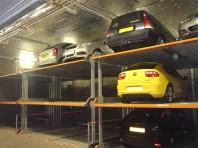 Sistem de parcare hidraulic - MultiBase G63