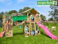 Complex de joaca - JUNGLE GYM CHALET BRIDGE MODUL