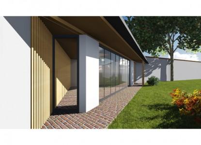 Foisor - Living in coltul gradinii  Buzau AsiCarhitectura