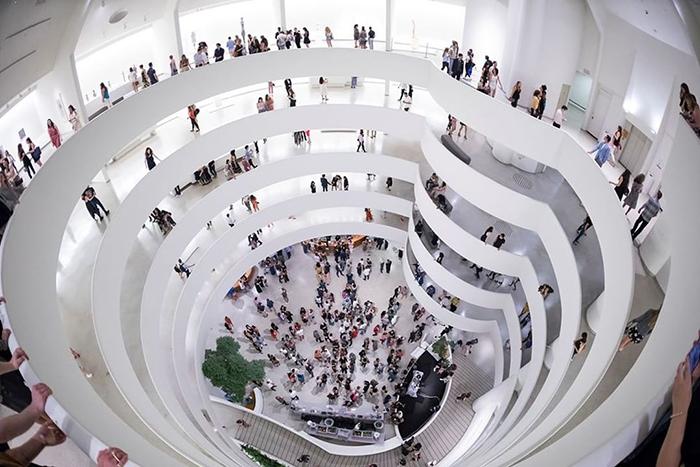 Muzeul Guggenheim, New York