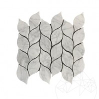 Mozaic Marmura Bianco CarraraTear DropMata MPN-1997