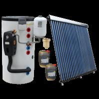 Pachet Solar C203 cu boiler bivalent