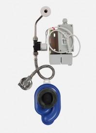 Unitate de spalare cu senzor radar pentru pisoar - SANELA SLP 53RZ