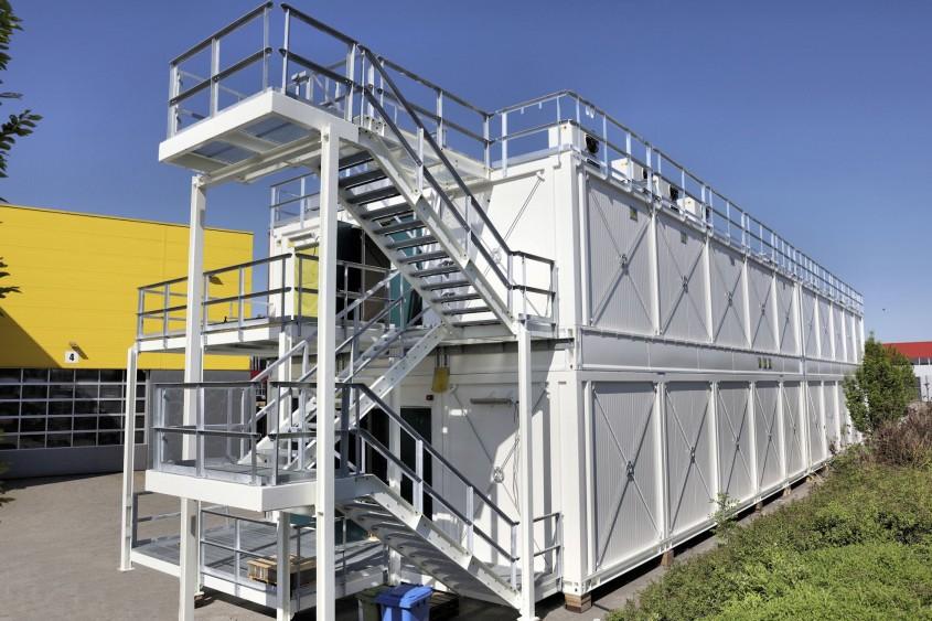 Componentă pentru industria petrochimică: construcţie şi verificare la sediul Gföllner
