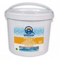 Granule pentru scaderea nivelului pH a apei din piscine pH - (minus) - GRANULE CORECTIE PH