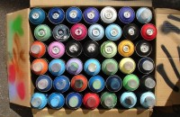 Bricolaj despre bricolaj - vopseaua spray