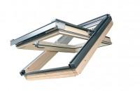 Inovatie in stare pura - tehnologia FAKRO thermoPro Tehnologia FAKRO thermoPro imbunatateste calitatea si performantele ferestrelor de mansarda, contribuind la cresterea eficientei energetice si a durabilitatii.