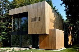 """Proiectul """"CHE: casa in standard pasiv"""", premiat la Anuala de Arhitectura, prezentat la RIFF"""