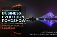 Business Evolution - Strategy. Tactics. Transformation revine din această toamnă