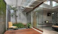 O casa in Indonezia construita cu doar 175 dolari mp Aceasta locuinta din Indonezia simpla dar
