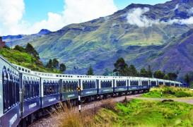 Primul tren cu vagoane de dormit de lux din America de Sud