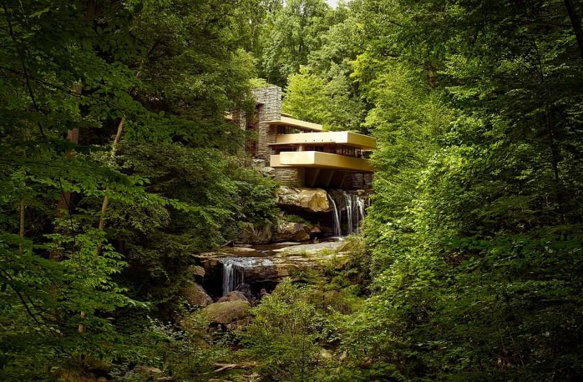 Cum poţi să vizitezi în această perioadă 12 case proiectate de Frank Lloyd Wright