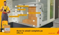 Sistem termoizolant pentru fațade tencuite – soluţie tehnică Soclu finisat cu tencuială decorativă de soclu Profil
