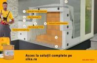Sistem termoizolant pentru fațade tencuite – soluţie tehnică