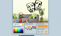 Simulator de stickere decorative BeeStick - simulati si cumparati! BeeStick Specialistul Stickerelor Decorative va da acum