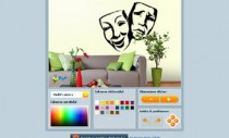 Simulator de stickere decorative BeeStick - simulati si cumparati!