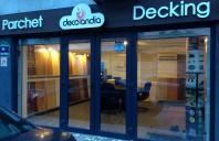 Magazin de parchet inaugurat de Decolandia in Bucuresti