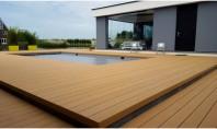 De ce lemnul compozit (WPC) este preferat pentru construcția unui gard sau a unei terase