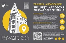 B MAD 2 0 Art Deco & Bulevardele Centrale primul traseu virtual Art Deco din București