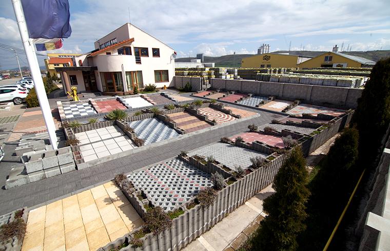 Elis Pavaje a inregistrat o crestere de peste 32% a vanzarilor de pavaje rezidentiale in 2015