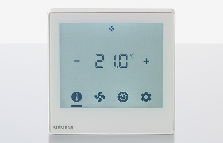 Termostat de camera cu ecran tactil