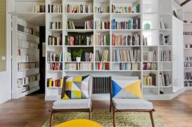Cum să ne organizăm eficient cărțile în biblioteca de acasă