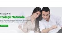 Ingineria de top a naturii, în casa ta: Izolaţia cu celuloză