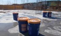 PENESEAL™ FH soluția pentru proiectul unei parcări din Cluj-Napoca PENESEAL™ FH este un agent de etanșare