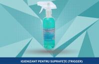 Igienizant pentru spaţii publice, comerciale, industriale, de locuit
