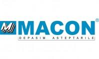 MACON primul producator de materiale de constructii care a testat in cadrul unor institutii specializate din