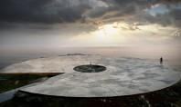 "Un memorial dedicat victimelor pandemiei Prin proiectul numit ""World Memorial to the Pandemic"" arhitectii isi propun"