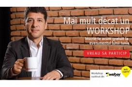 Weber Cafe: un eveniment marca Piatraonline.ro si Weber