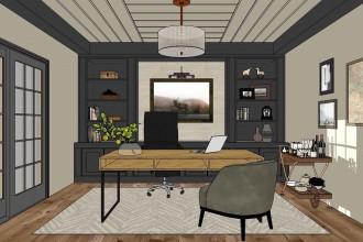 Greșeli comune în designul interior și cum pot fi evitate folosind SketchUp