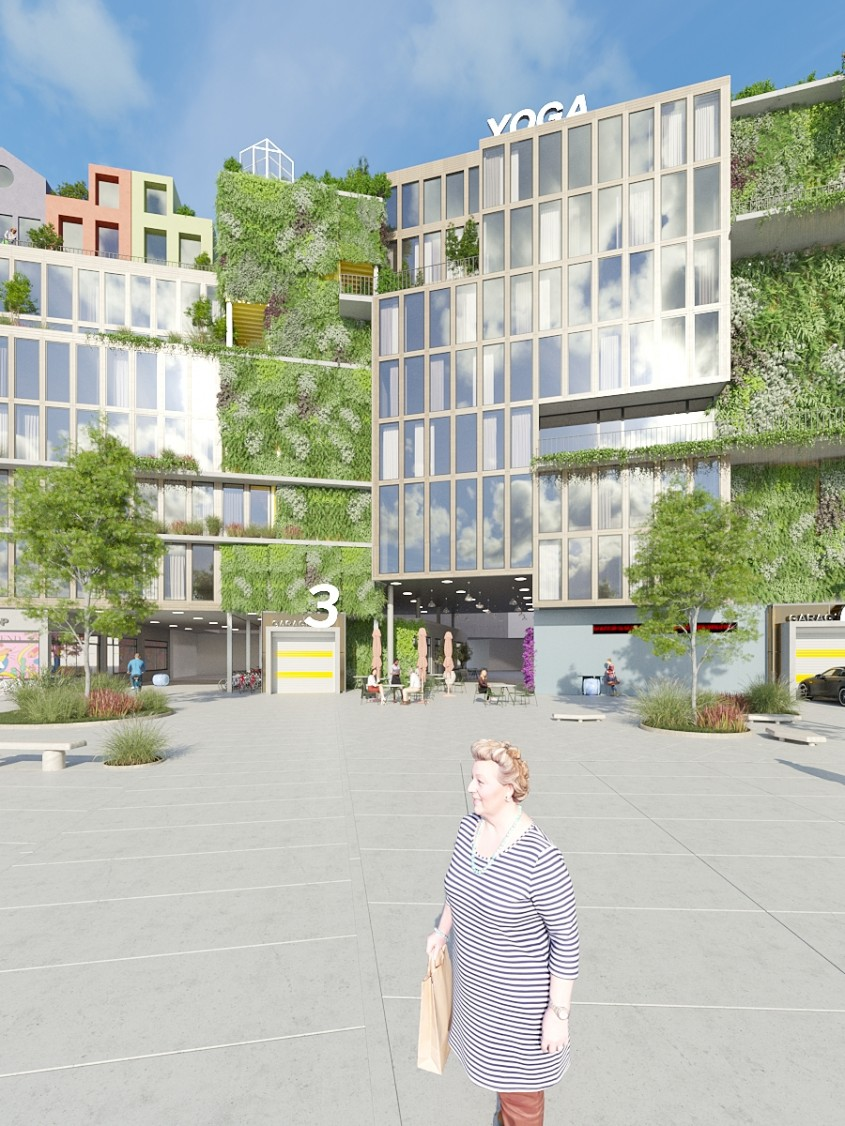 Integrarea spaţiilor de parcare – o abordare de dezvoltare urbană centrală