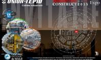 UNIOR TEPID la CONSTRUCT EXPO 2015 Asa cum v-a obisnuit Unior Tepid va fi prezent si