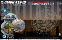 UNIOR TEPID la CONSTRUCT EXPO 2015