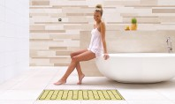 Aplicatii pentru baie - incalzirea prin pardoseala pentru baie O solutie eficienta energetic economica si mai