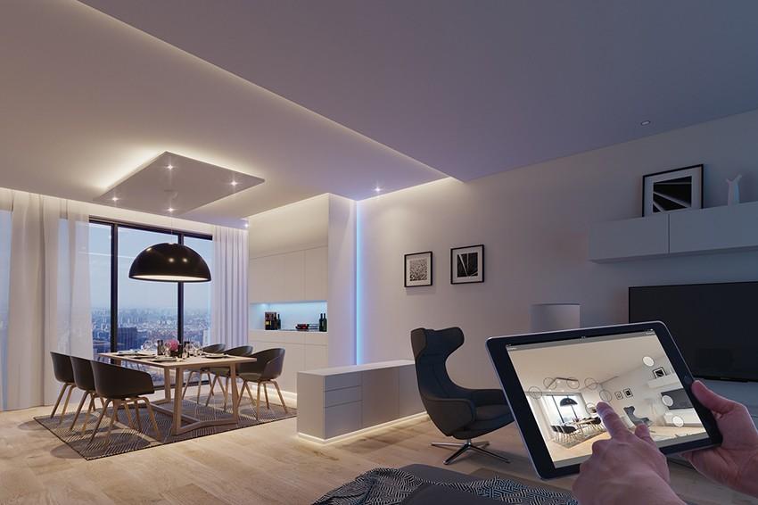Sistemele Loox și Häfele Connect deschid noi orizonturi pentru case inteligente